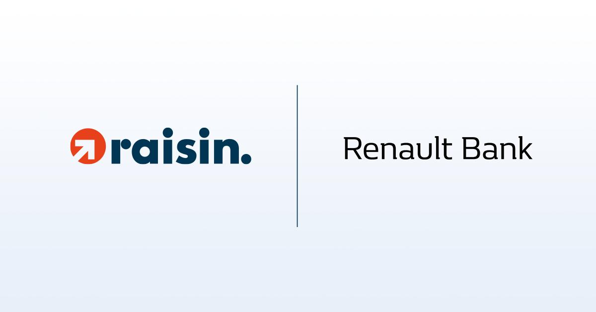 Renault Bank, l'offre d'épargne de Renault Group, fait son entrée aux Pays-Bas via la plateforme d'épargne Raisin.nl